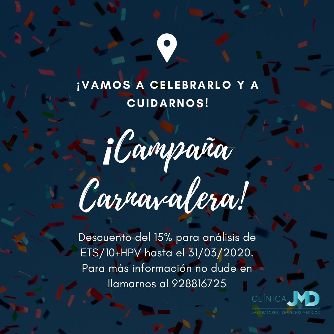 ¡CAMPAÑA CARNAVALERA! 1