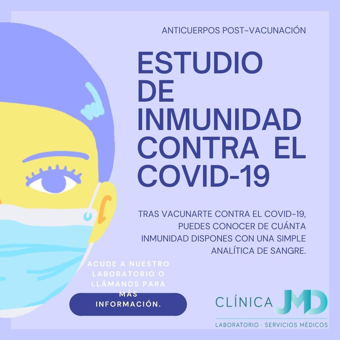 Estudio Anticuerpos vacuna